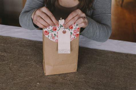 diy tutorial paper gift bags boho weddings for the boho luxe