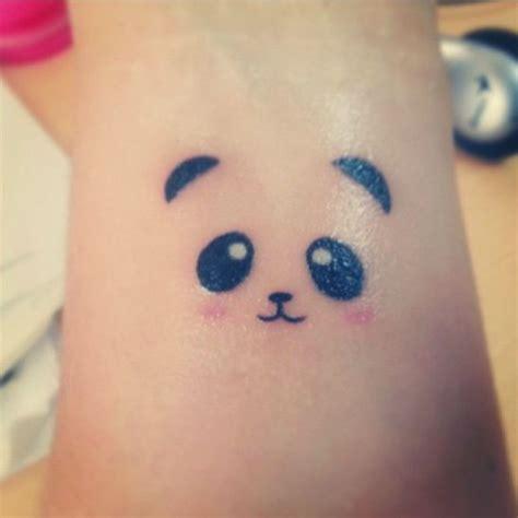 tattoo de panda feminina tatuajes de osos panda y su poderosa magia belagoria