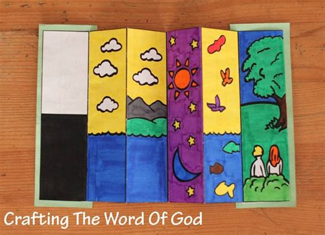 craft creations for creation 171 crafting the word of god