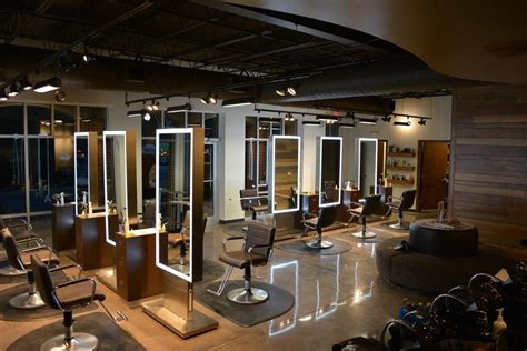 Brookfield Salon Area Neroli Salon Spa Office Photo Glass Door Salon