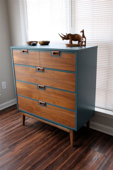 images  painted mid century furniture ideas