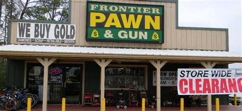 Pawn Shop Tx Frontier Pawn Gun Pawn Shops 1301 1st St E Humble