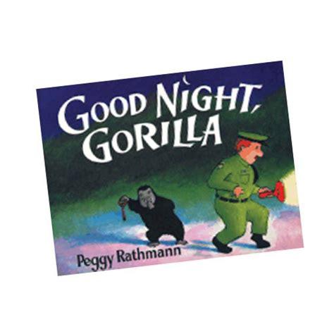 libro good night gorilla good night gorilla paperback