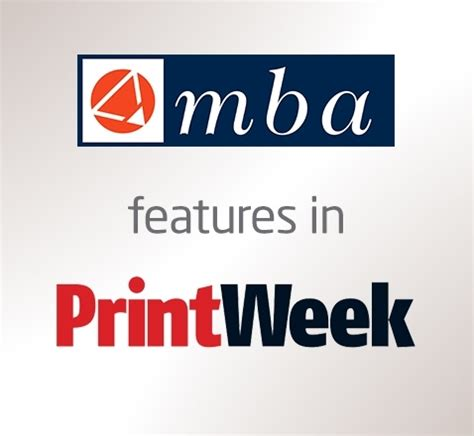 Mba House Garman Road N17 0hw by Mba Ricoh New Partnership Features In Print Week Mba