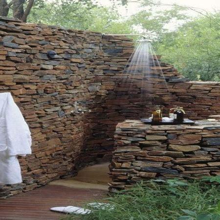 installing an outdoor shower home dzine garden install an outdoor shower