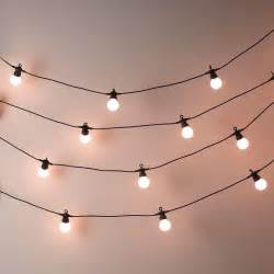 big light bulbs on a string 25 best ideas about lights on room