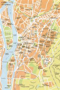 where is cairo on the map cairo travel guide maps