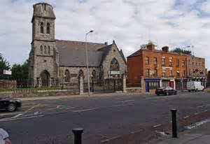st church dublin the former st s church 121 122 169 p l chadwick