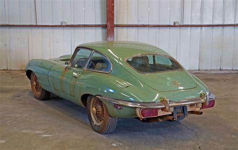 imagenes jaguar coche cinco coches clasicos ocultos graneros podias comprar
