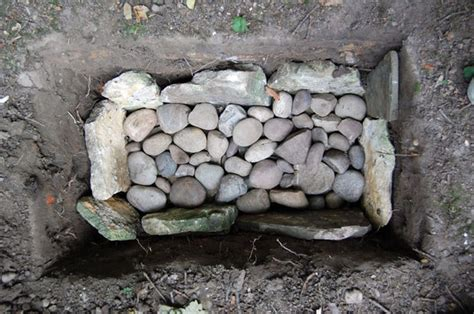diy pit for cooking how to build a pit oven and cook a salmon in it 9 steps with pictures