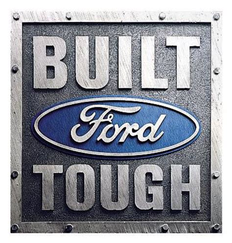 Built Ford Tough Logo by Image Ford Built Tough Logo Jpg Autopedia The Free