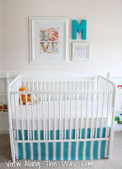 Turquoise Nursery Decor Pink And Turquoise Baby Nursery Decor