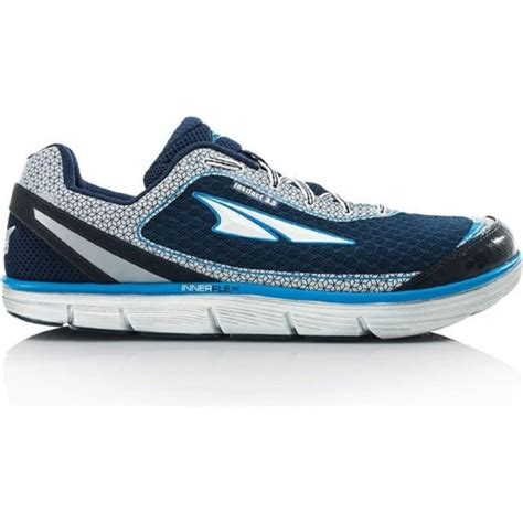 zero drop road running shoes buy altra instinct 3 5 in blue and silver for at
