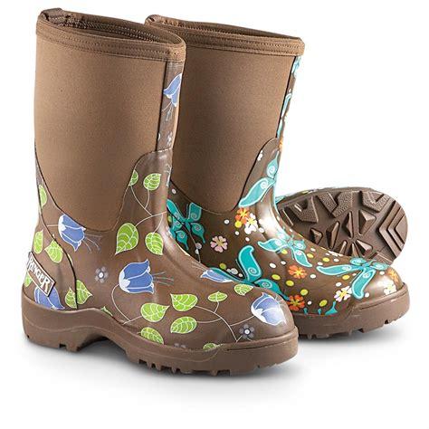 neoprene boots for s ranger 174 classic neoprene boots 234293 rubber