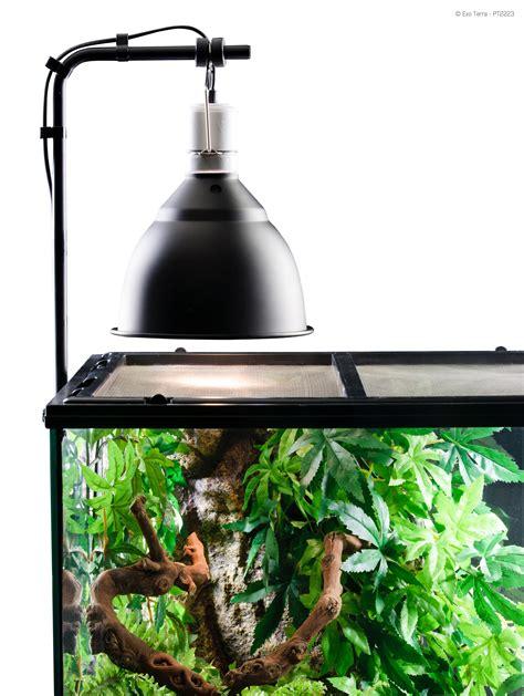 exo terra light bracket light dome support fixture