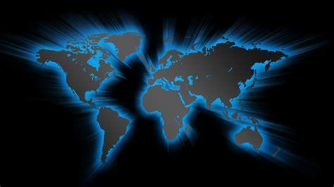 world hd wallpapers desktop backgrounds blue effect world map hd wallpapers
