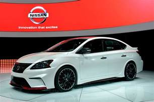 new cars 2015 models 2015 nissan sentra nismo specs and release date future