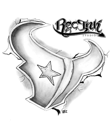 h town tattoo designs h town texans 3 d htown by rec screwston by txrec