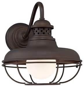 farmhouse outdoor lighting franklin park metal cage 16 quot high bronze outdoor wall