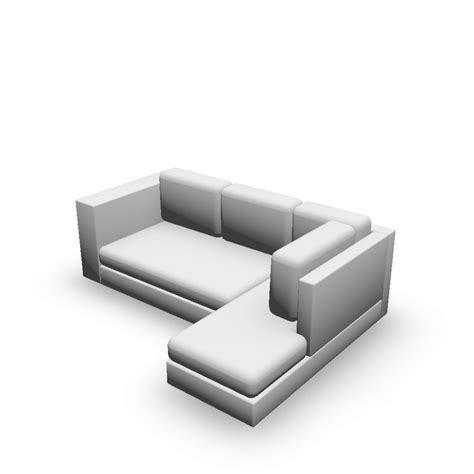 sofa in l form l form sofa design and decorate your room in 3d