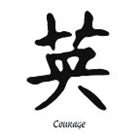 tattoo huruf china courage small tattooforaweek temporary tattoos largest