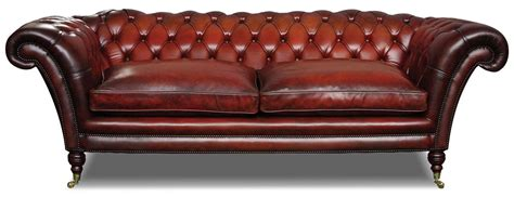 chesterfield sofa scotland victorian leather chesterfield 3 seat sofa in hand dyed