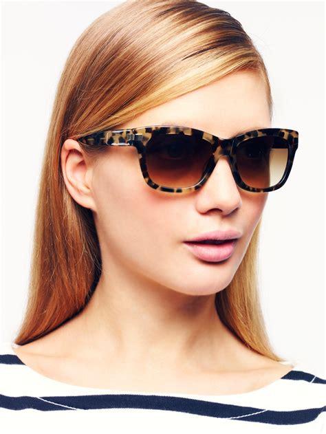 Kate Spade Sunnies 1 lyst kate spade new york autumn sunglasses