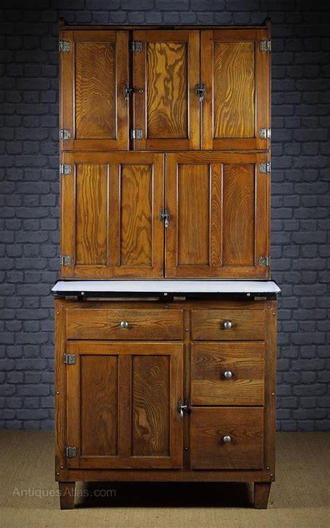 early thc oak easiwork kitchen cabinet