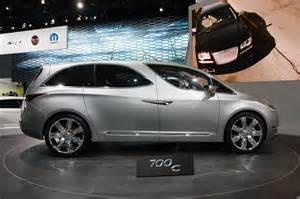 Chrysler 700c Chrysler 700c Concept Detroit 2012 Photos Photo Gallery