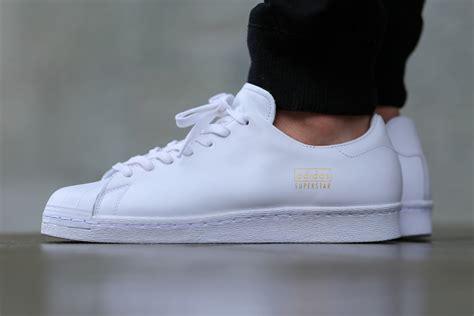 adidas superstar white adidas superstar 80s clean white sbd