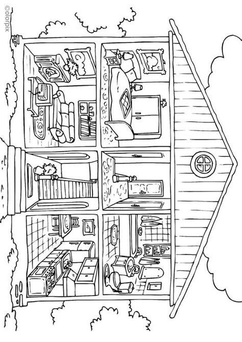 design your own home com coloriage maison int 233 rieur img 25995