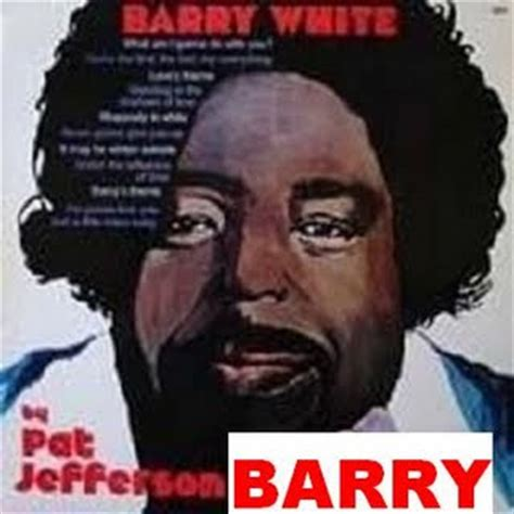 love themes barry white les gangstasoulparty barry white by pat jefferson