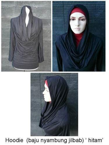 Tunik Biru Lopo Tunik Abu Lopo Tunik Fanta annelize butik kaos hoodie baju nyambung jilbab ala puput melati