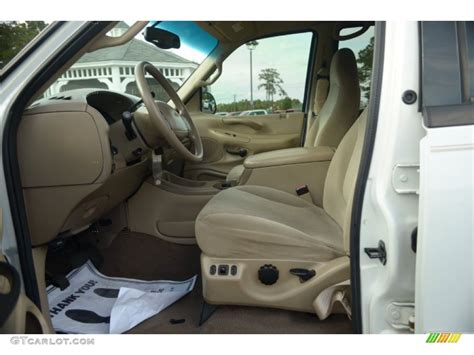 2000 Expedition Interior by Medium Parchment Interior 2000 Ford Expedition Xlt Photo