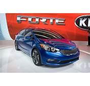 2014 Kia Forte HatchBack  Top Auto Magazine