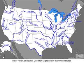 the united states map with rivers and mountains chicago city of big shoulders location location location