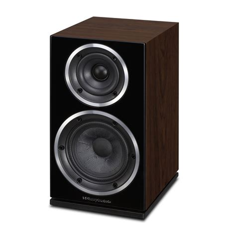 wharfedale 220 walnut pearl bookshelf speakers