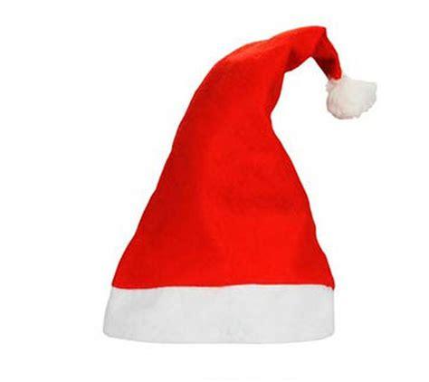 bulk buy santa hat felt christmas xmas hat santa claus 5