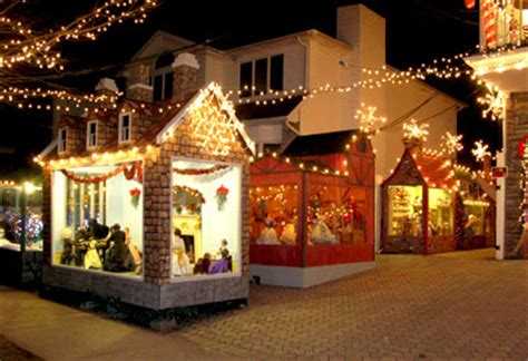 inside xmass decorators in staten island ny miracle in staten island new york ny gifts