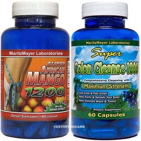 Detox Colon Cleanse Mango Colon Cleanse by Mango 1200 Colon Cleanse 1800 Maximum