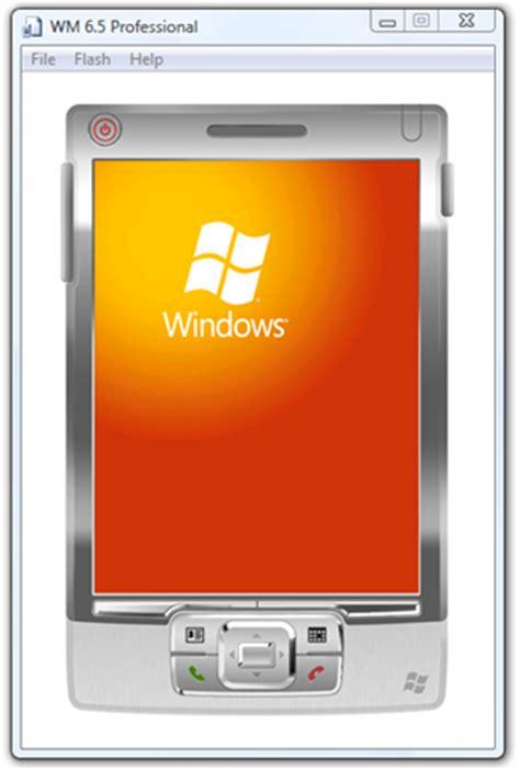 windows mobile 6 5 windows mobile 6 5 emulator nogeekleftbehind