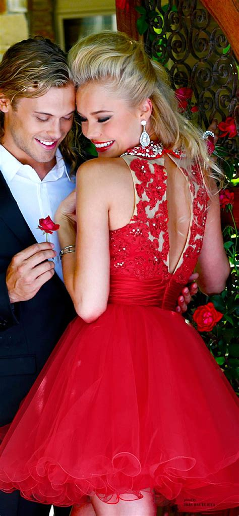 christmas cocktail party dress sherri hill spring summer 2014 style pinterest