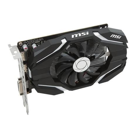 Vga Gtx 1050 Ti 4gb Msi Geforce Gtx 1050 Ti Oc 4gb Gddr5 Graphics Card Gtx