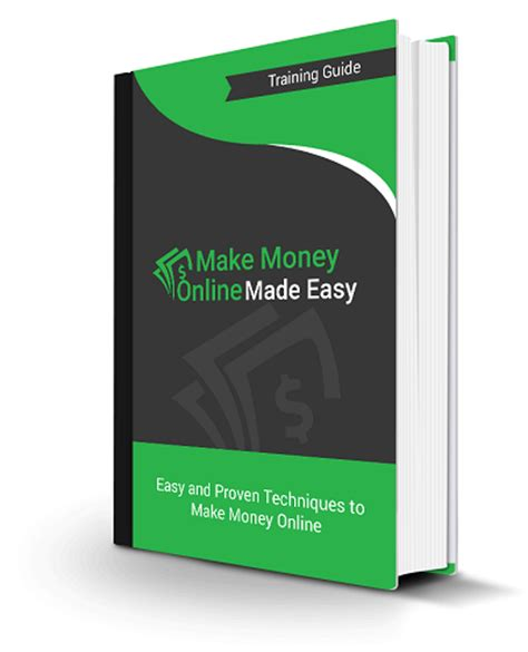 Make Money Online Products - make money online made easy