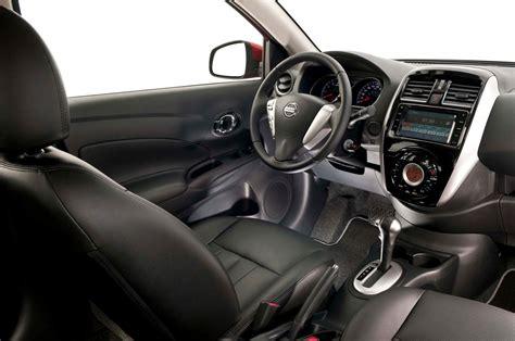 nissan versa 2017 interior nissan versa 2017 autom 225 tico cvt v 237 deo consumo pre 231 o
