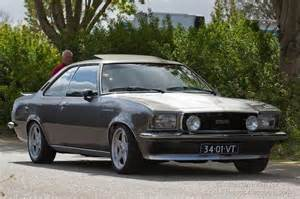 Opel Coupe Opel Commodore Coupe Coupe 1967 71