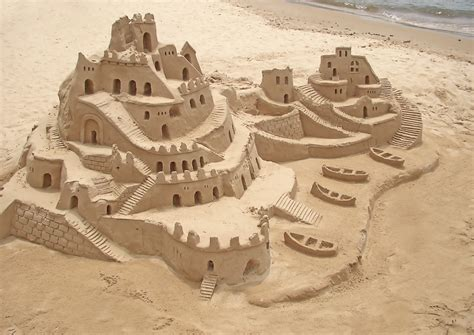 A Castle Of Sand sand castle gallery