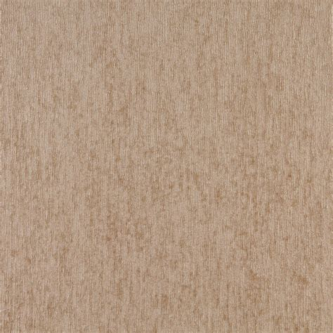 Textured Upholstery Fabric F884 Beige Textured Solid Chenille Upholstery Fabric By