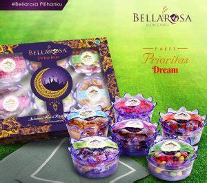 jual kue kering lebaran terbaru  bellarosa