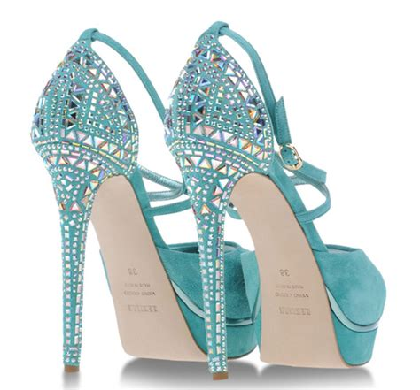 turquoise high heels shoes le silla turquoise suede sandals with embellished heels
